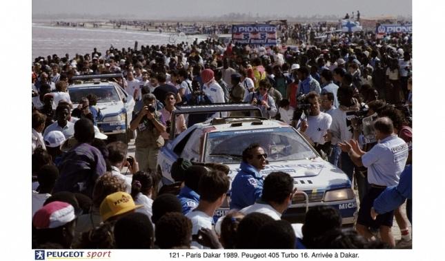 Imagen 10 anécdotas de la leyenda de Peugeot en el Dakar