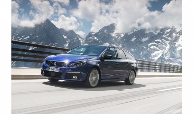 Imagen El Nuevo Peugeot 308 apuesta por las prestaciones, el confort y la eficiencia como grandes bazas.