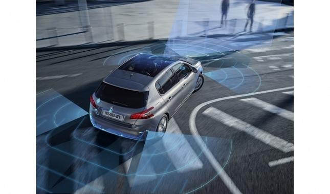 Imagen Las últimas innovaciones tecnológicas se ponen al servicio de la seguridad en el Nuevo Peugeot 308