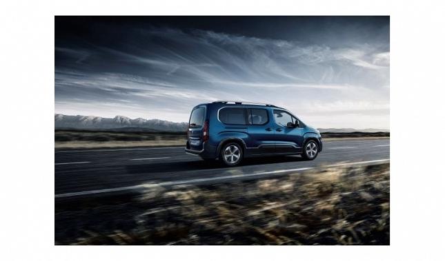Imagen Peugeot Rifter Long: el espacio interior y la versatilidad del Rifter entran en un nuevo nivel