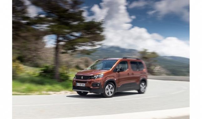 Imagen El Nuevo Peugeot Rifter, listo para entrar en acción en su primer invierno