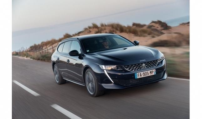 Imagen Magic Flat: el Nuevo Peugeot 508 SW marca una nueva referencia en materia de modularidad