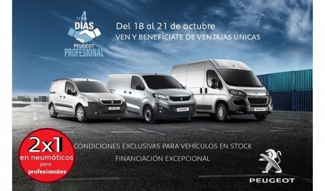 Imagen ¿Empresario o autónomo? ¿Buscas coche? Descubre la propuesta de Peugeot