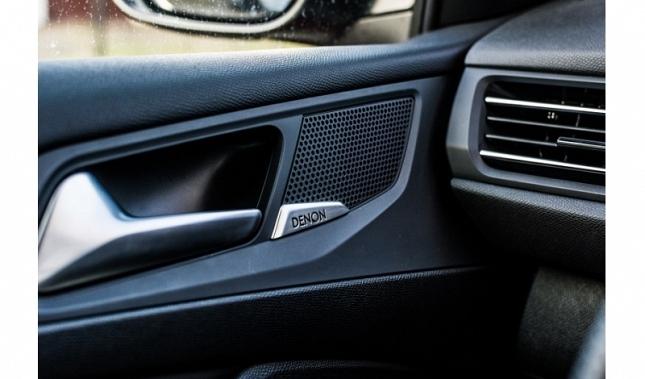 Imagen El nuevo Peugeot 308 dispone del sistema de sonido definitivo creado por Denon.