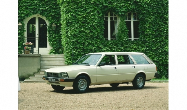 """Imagen 40 años del Peugeot 505: un """"coche mundial"""" elegante, robusto y polivalente"""