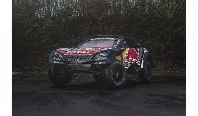 Imagen Así se construye el Peugeot 3008 DKR Maxi del Dakar