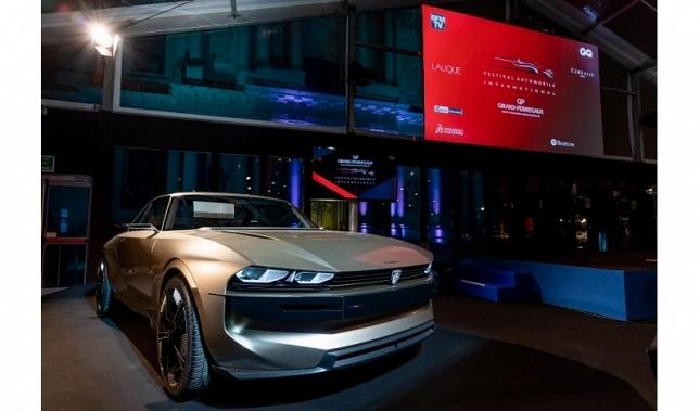 Imagen International Automobile Festival: Peugeot logra un doblete con el Nuevo 508 y el Peugeot e-Legend C