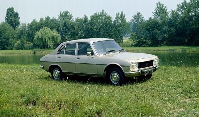 Imagen Los 5 de Peugeot