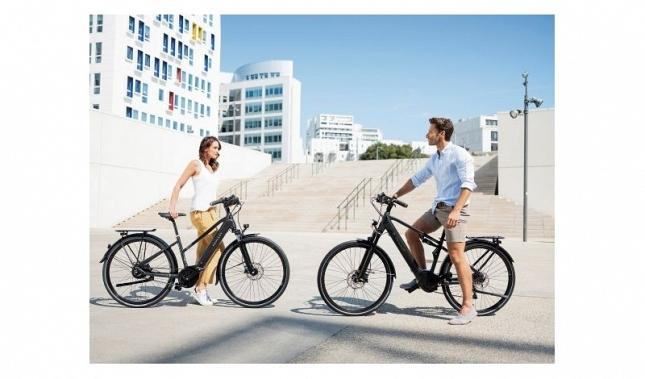 Imagen Peugeot lanza ocho nuevas bicicletas eléctricas de trekking y de ruta con batería integrada