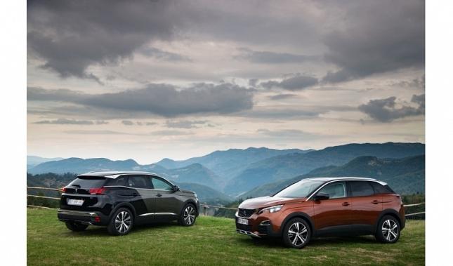 Imagen Los SUV Peugeot suponen un 46,6% de las ventas de turismos de la marca en 2017