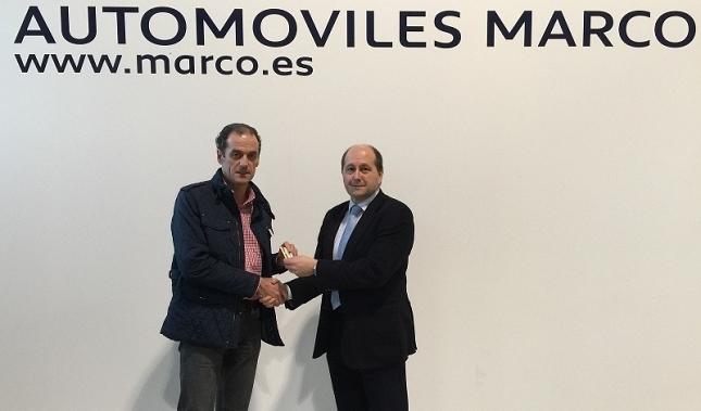 Imagen Peugeot premia a Automóviles Marco