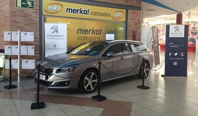 Imagen Nuevo Peugeot 508 en Tudela