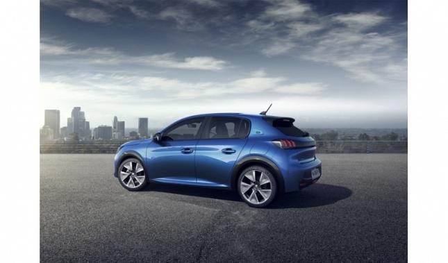 Imagen Nuevo Peugeot e-208: una nueva forma de vivir la ciudad