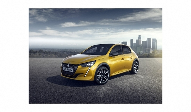 Imagen Nuevo Peugeot 208: Futuristic & Young