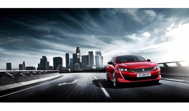 Imagen  El Nuevo Peugeot 508 cosecha premios en toda Europa