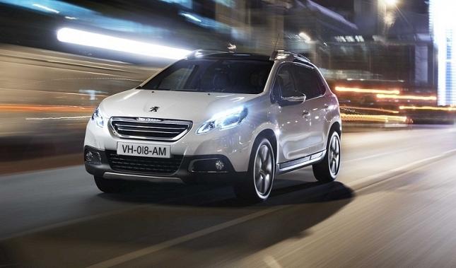 Imagen Peugeot, primera marca en septiembre 2015, en el mercado total.
