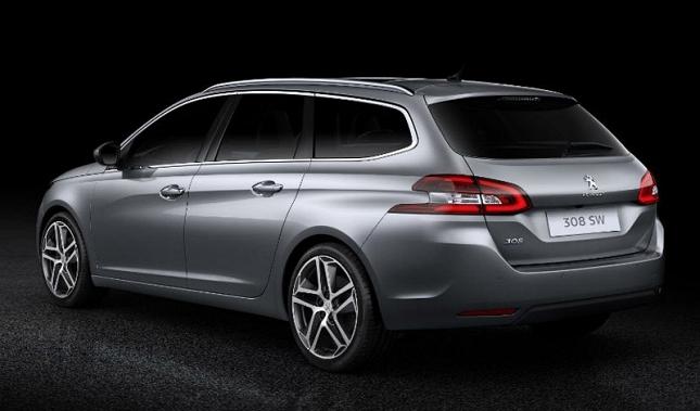 Imagen 12 de mayo: nuevo Peugeot 308 SW