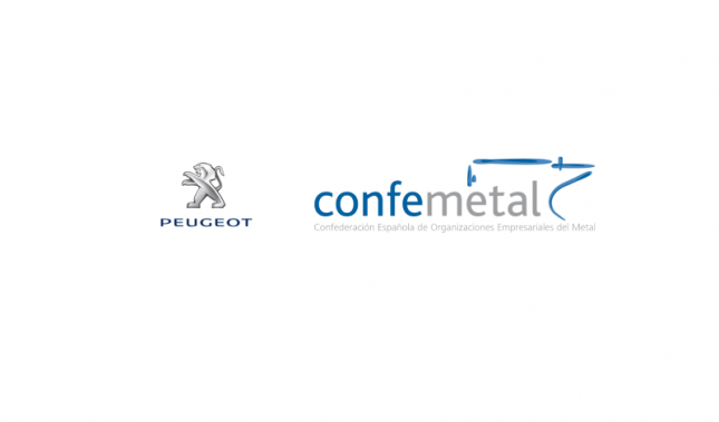 Imagen CONFEMETAL y Peugeot firman un convenio de colaboración