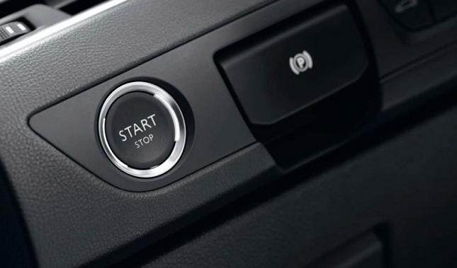 Imagen Sistema 'Stop & Start' Peugeot