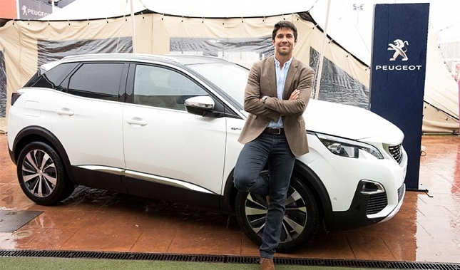 Imagen Fernando Verdasco nuevo integrante del Peugeot Tennis Team