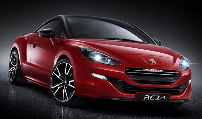 Imagen Nuevo Peugeot RCZ R
