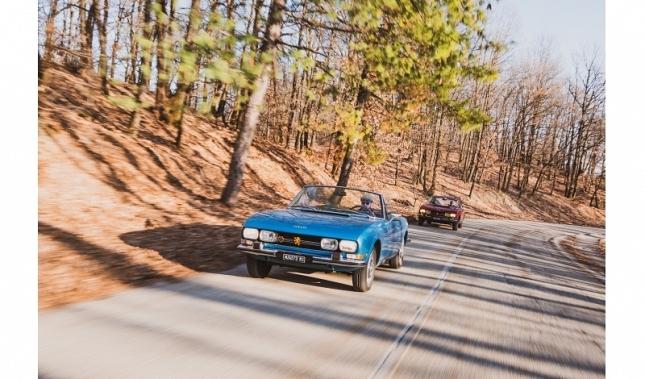 Imagen 50 años de los Coupé y Cabrio más emblemáticos de la historia de Peugeot