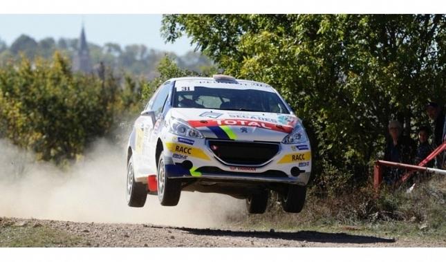 Imagen Peugeot Rally Cup Ibérica arrancará en Vodafone Rally de Portugal y repartirá 120.000€ en 6 carreras