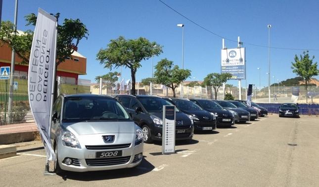Imagen III Feria del Vehículo de ocasión y Km 0 en Tudela