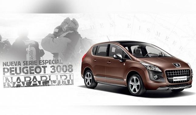 Imagen Peugeot 3008 Napapijri