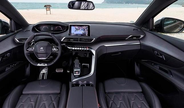 Imagen Descubre el interior del nuevo Peugeot 5008