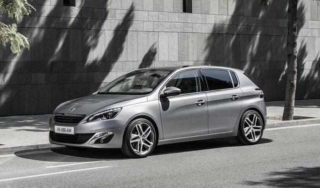 El Nuevo Peugeot 308  Coche Oficial De La Copa Davis