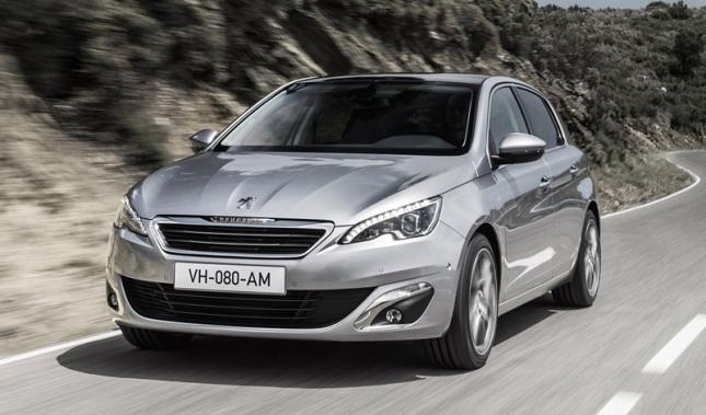 Imagen El nuevo Peugeot 308 triunfa en Navarra