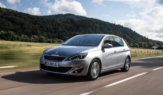 Imagen El nuevo Peugeot 308 ya en Navarra