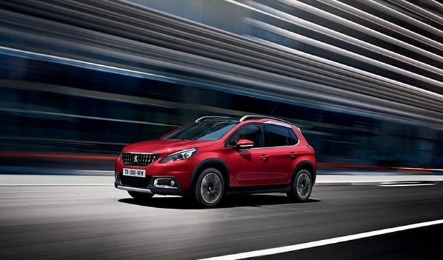 Imagen Nuevo Peugeot 2008