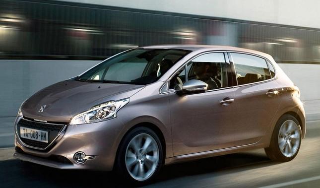 Imagen Compra ahora tu Peugeot 208 y no pagues hasta 2014