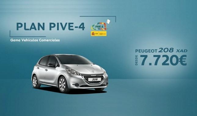Imagen Plan Pive Peugeot para vehículos industriales