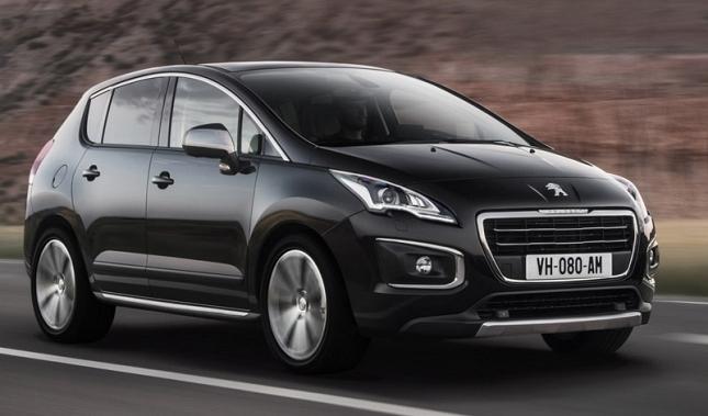 Imagen Peugeot renueva el 3008