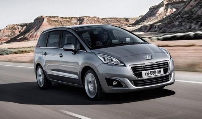 Imagen Peugeot 5008 2013 en Navarra
