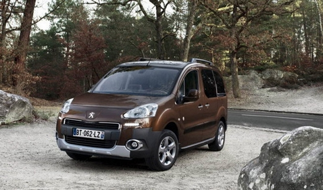 Imagen Peugeot, Líder en vehículos comerciales