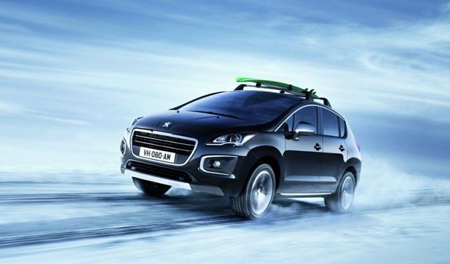 Imagen Circula seguro en invierno con tu Peugeot