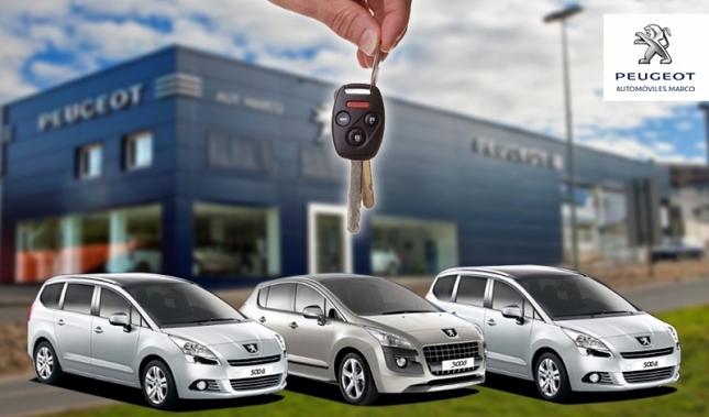 Imagen Nuevos precios Peugeot renting en Navarra