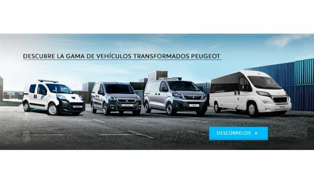 Imagen Líderes en vehículos comerciales.